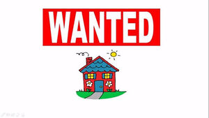WANTED: 3 bedroom condo or house for rent