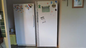 Upright Freezer and All Refrigerator