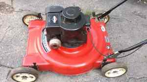 Great working lawnmower.$80 firm