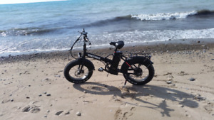 Electric Bike for sale!