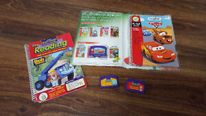 leap start books and cartridges