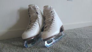 Size 5 Soft skates by Jackson and Size 8 Jackson Artiste