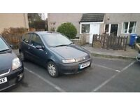 cheap car / fiat punto