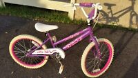 GIRLS BUTTERCUP BYCYCLE LIKE NEW USED 2 TIMES $70 OBO