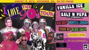 I Love the 90s Tour - (2) Lawn Tickets