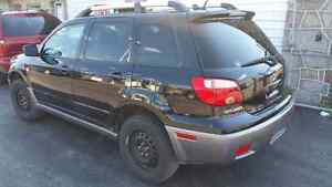For sale mitsubishi out lander 2006 come with safety and e test Cambridge Kitchener Area image 4