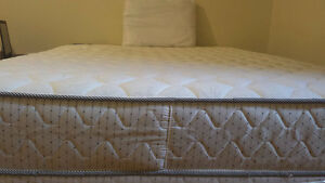 2 Beds (Mattresses, Box spring and Frames)