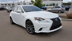2014 Lexus IS 250 AWD FSport