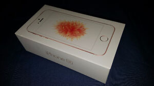 Brand new iPhone SE 16 Rose Gold