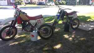 84 and 83 yz125s London Ontario image 2