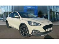 2020 Ford FOCUS ACTIVE Active X 1.0 EcoBoost 5dr **EX-DEMO** Manual Hatchb