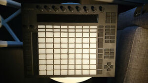 ABLETON PUSH *(gently used/caressed)*