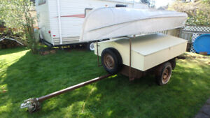 Utility/camping trailer