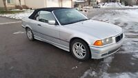 1999 BMW 323ic Convertible Coupe 5MT