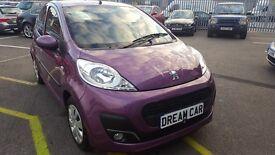 Peugeot 107 1.0 ACTIVE (mauve/purple/violet) 2013