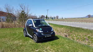 2009 Smart Fortwo Cabriolet 72 000km