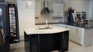 Showroom Kitchen & stone countertops for sale- Can be Customized