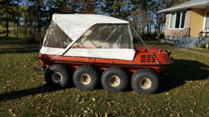 Argo 8 wheeler