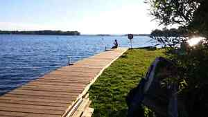 Boardwalks. Docks decks Kawartha Lakes Peterborough Area image 2