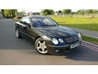 2003 53 Mercedes-Benz CL500 5.0 auto +++HUGE SPEC + FULL SERVICE HISTORY+++