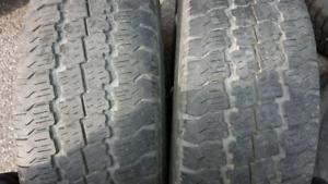 2 pneus 215-65-16