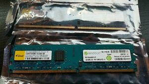 2 GBs of DDR2 PC6400 memory $10