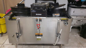 Bunn coffee machine commercial model U3-DS