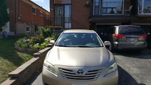 2007 Toyota Camry LE Sedan - Low mileage, low priced