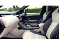2017 Land Rover Range Rover Evoque 2.0 SD4 HSE Dynamic Automatic Diesel Hatchbac