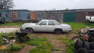Parting out 3 cars