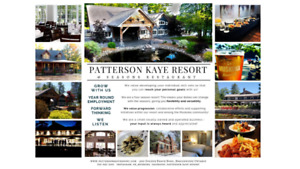Open Chef Position at Muskoka Resort Bracebridge