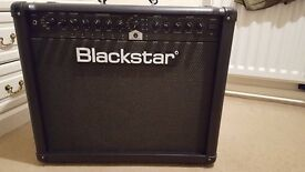 Blackstar ID60TVP (as new) with FS-10 pedal