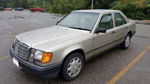 1988 Mercedes 300e