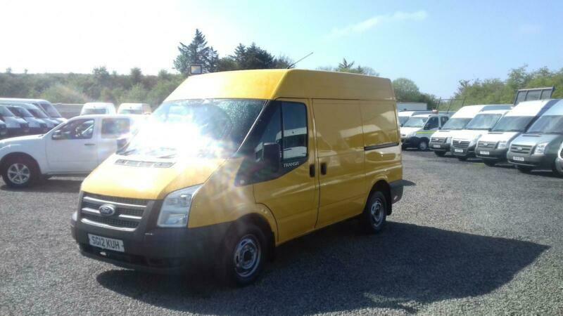 892debf1de 2012 Ford Transit 2.2TDCi ( 100PS ) ( EU5 ) 300L Med Roof Van 300 ...
