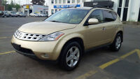 2003 Nissan Murano SL AWD SUV, ETESTED, Runs great, 190K