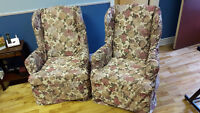 2 matching wing wingback chairs Annapolis Valley Nova Scotia Preview