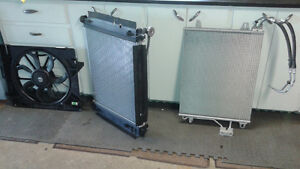 Caravan / Town & Country Cooling Assembly