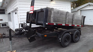 DumpTrailer PRICE REDUCED