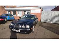 2006 / 06 Jaguar S-Type 2.7 D V6 SE 4 Door Full MOT+Warranty+AA Cover