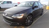 2014 Volkswagen Jetta Highline 2.0 TDI 6sp