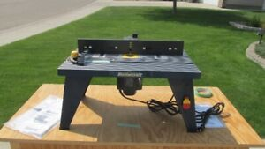 Router Table | Best Local Deals on Tools, Mechanics, Gadgets & more