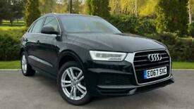 image for Audi Q3 1.4 TFSI CoD (150) S Line Edition 5dr (Parking Sys Estate Petrol Manual