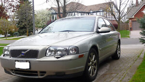 2002 Volvo S80 T6 Sedan - Great Condition - $3500 or Best Offer