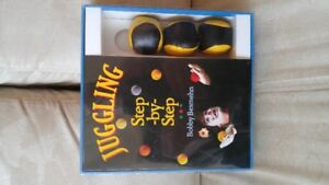 Juggling Book and Gift Set
