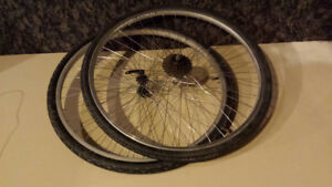 700c rims and tires for sale