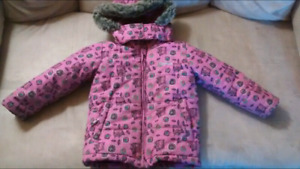 OshKosh Girls size 3 Snowsuit!