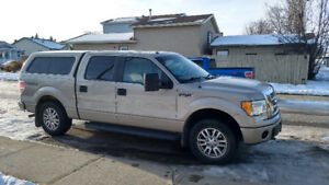 2010 Ford F-150 5.4L V8 SuperCrew XLT  4WD Fully Loaded