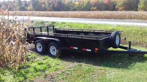 6ft. by 12ft. Utility trailer