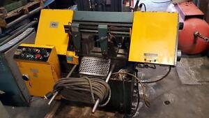 KBC 10x13 saw with auto feed