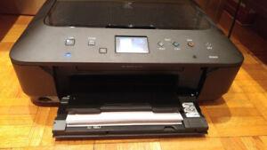 Canon Pixma MG6600 series wireless printer scanner copier